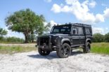 Military style Land Rover Defender 110 Tuning 5 155x103 Military style: Land Rover Defender 110 von ECD Automotive