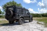 Military style Land Rover Defender 110 Tuning 6 155x103 Military style: Land Rover Defender 110 von ECD Automotive