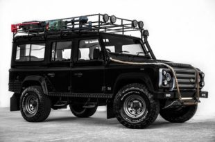 Restoration Tuning 1993 Land Rover Defender 110 SUV 1 310x205 Dream State 1993 Land Rover Defender 110 (SUV)