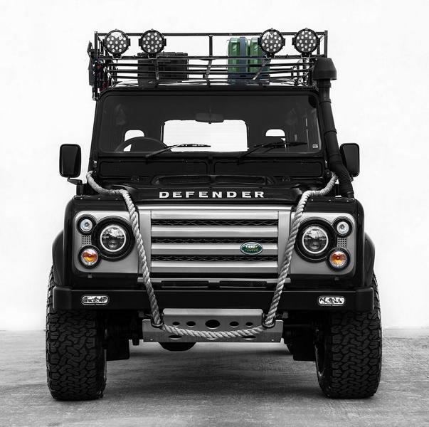 Restauration Tuning 1993 Land Rover Defender 110 SUV 10 Traumzustand   1993 Land Rover Defender 110 (SUV)