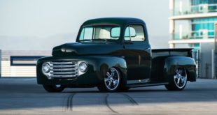 Restomod 1949 FORD F1 Tuning 29 310x165 Ferrari F12 berlinetta auf Savini Wheels & SVR Bodykit