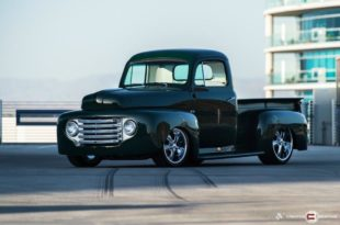 Restomod 1949 FORD F1 Tuning 29 310x205 Traumzustand   Restomod 1949 FORD F1 by Creative Bespoke
