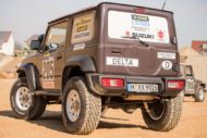 Suzuki Jimny delta4x4 Dakar Offroad Tuning 2019 5 190x127 Back to the Roots of Dakar   Suzuki Jimny von delta4x4