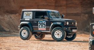 Suzuki Jimny delta4x4 Dakar Offroad Tuning 2019 7 310x165 Back to the Roots of Dakar   Suzuki Jimny von delta4x4