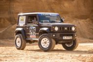 Suzuki Jimny delta4x4 Dakar Offroad Tuning 2019 9 190x127 Back to the Roots of Dakar   Suzuki Jimny von delta4x4