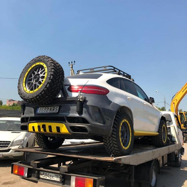 TOPCAR Mercedes GLE Coupe INFERNO 4x4 Tuning 2019 5 Vorschau: TOPCAR Mercedes GLE Coupe INFERNO 4x4*2