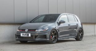 On the right track: H & R suspension upgrade for the Golf TCR