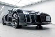 final fantasy The Audi R8 Star of Lucis Tuning 9 190x127 Bugatti Veyron Niveau Audi R8 V10 plus für 2,1 Mios