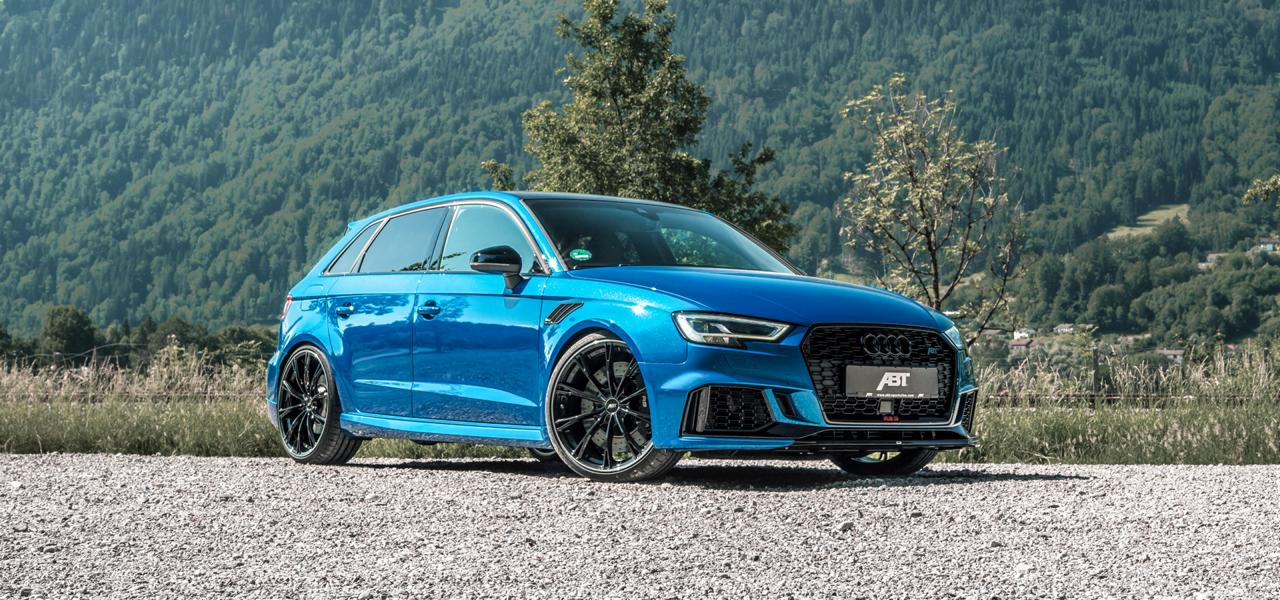2019 ABT Audi RS3 Tuning 1 Weniger Leistung   2019 ABT Audi RS3 mit 470 PS & 540 NM