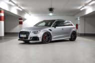 2019 ABT Audi RS3 Tuning 5 190x127 Weniger Leistung   2019 ABT Audi RS3 mit 470 PS & 540 NM