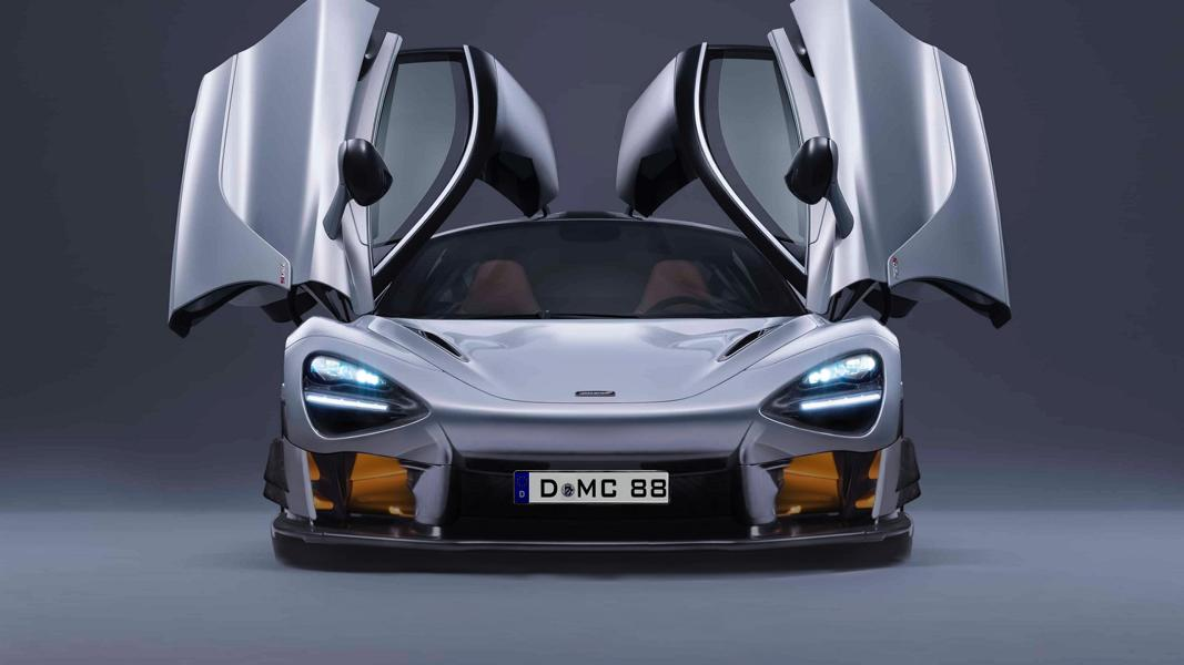 2019 McLaren Limited Edition 720s Tuning DMC McLaren Limited Edition 720s mit 1.000 PS von DMC