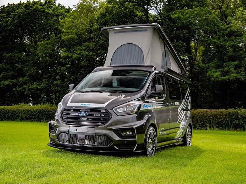 2020 Ford Transit Custom MS RT Wellhouse Tuning Wohnmobile Camper 3 Tuning Camper: Ford Transit Custom MS RT Wellhouse