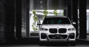 3D Design Bodykit Carbon BMW X3 M Sport G01 Tuning 1 310x165 3D Design Bodykit & Alus am neuen BMW Z4 Roadster