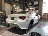 Artisan Spirits Widebody Toyota GT86 Coupe Tuning 2 190x143 In Arbeit   Artisan Spirits Widebody Toyota GT86 Coupe