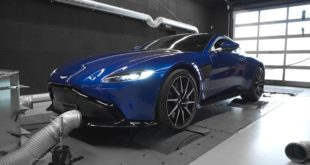 Aston Martin Vantage V8 Stage 3 Capristo Chiptuning 10 310x165 Video: Chiptuning am Alpine A110 auf 285 PS & 398 NM