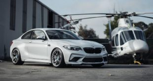 BBS FI R BMW M2 Competition F87N M2C Tuning 25 310x165 Dezent   BMW M2 Competition von Performance Technic