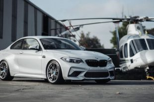 BBS FI R BMW M2 Competition F87N M2C Tuning 25 310x205 Dezent   BMW M2 Competition von Performance Technic