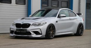BMW M2 Competition F87N Tuning 1 310x165 Brutal   590 PS BMW M2 Competition von KK Automobile