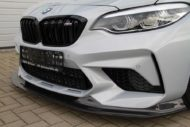 BMW M2 Competition F87N Tuning 5 190x127 Brutal 590 PS BMW M2 Competition von KK Automobile