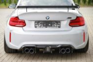 BMW M2 Competition F87N Tuning 6 190x127 Brutal 590 PS BMW M2 Competition von KK Automobile