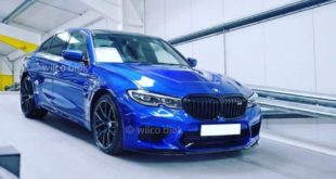 BMW M3 G80 Limousine Leak Tuning 2019 310x165 BMW M8 Gran Coupé und M8 Competition Gran Coupé