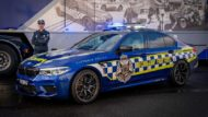 BMW M5 Competition F90 Polizeiauto Australien Tuning 5 190x107 Keine Chance   BMW M5 Competition (F90) Polizeiauto