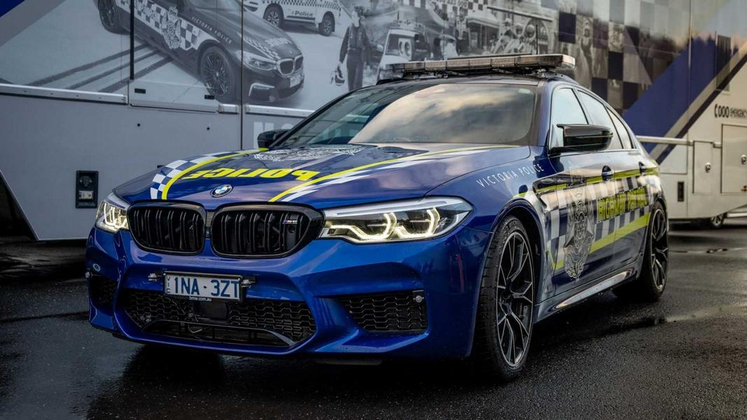 BMW M5 Competition F90 Polizeiauto Australien Tuning 6 Keine Chance   BMW M5 Competition (F90) Polizeiauto