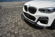 BMW X4 M40i G02 3D Design Carbon Bodykit Tuning 1 190x127 410 PS BMW X4 M40i (G02) SUV mit 3D Design Bodykit