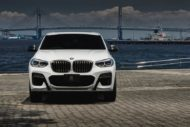 BMW X4 M40i G02 3D Design Carbon Bodykit Tuning 2 190x127 410 PS BMW X4 M40i (G02) SUV mit 3D Design Bodykit