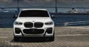 BMW X4 M40i G02 3D Design Carbon Bodykit Tuning 2 310x165 3D Design: Tuning Parts für das BMW M8 Gran Coupe!