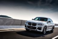 BMW X4 M40i G02 3D Design Carbon Bodykit Tuning 8 190x127 410 PS BMW X4 M40i (G02) SUV mit 3D Design Bodykit