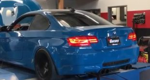 BiTurbo BMW E92 M3 V8 Coupe e1564028702123 310x165 Video: 1.000 HP & AWD im Carbon Oldsmobile Cutlass
