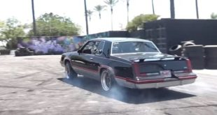 Carbon Oldsmobile Cutlass Tuning 2 310x165 Video: Dodge Demon vs. 1.400 PS Jotech Nissan GT R