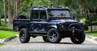 ECD Land Rover Defender 130 Aston Lackierung Tuning 1 310x165 Soft Top Land Rover Defender 110 4x4 vom Tuner ECD