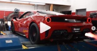 GINTANI INC Ferrari 488 Pista mit fast 800 PS 310x165 Video: GINTANI INC Ferrari 488 Pista mit fast 800 PS