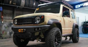 "Greddy Tuning Suzuki Jimny 2019 1 310x165 Full House   Project ""TIMON"" Suzuki Jimny by Autobot"