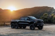 Hennessey Goliath 705 PS Chevrolet Silverado Goliath 6×6 Tuning 1 190x127 Fertig: 705 PS Hennessey Chevrolet Silverado 6×6 Goliath