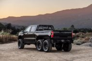 Hennessey Goliath 705 PS Chevrolet Silverado Goliath 6×6 Tuning 5 190x127 Fertig: 705 PS Hennessey Chevrolet Silverado 6×6 Goliath