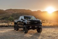Hennessey Goliath 705 PS Chevrolet Silverado Goliath 6×6 Tuning 6 190x127 Fertig: 705 PS Hennessey Chevrolet Silverado 6×6 Goliath