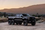 Hennessey Goliath 705 PS Chevrolet Silverado Goliath 6×6 Tuning 7 190x127 Fertig: 705 PS Hennessey Chevrolet Silverado 6×6 Goliath