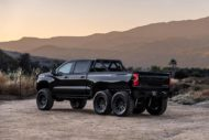 Hennessey Goliath 705 PS Chevrolet Silverado Goliath 6×6 Tuning 8 190x127 Fertig: 705 PS Hennessey Chevrolet Silverado 6×6 Goliath