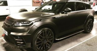Kahn Design Range Rover Velar P300 Pace Car Tuning 8 310x165 Kean Suspensions Audi A4 Avant Widebody auf ANRKY Wheels