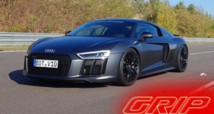 Klasen Motors Audi R8 V10 BiTurbo 310x165 Video: TPS M2C TR BMW M2 Competition 7:12 BTG