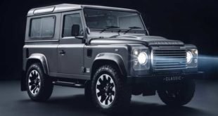 Land Rover Classic 2019 Upgrade Kit Defender Tuning 1 310x165 007 Spectre inspirierter Defender von Urban Automotive