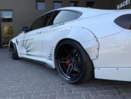 Liberty Walk Widebody BMW M4 F82 Vossen Brembo Tuning 12 190x143 Liberty Walk Widebody BMW M4 F82 Coupe by RACE!