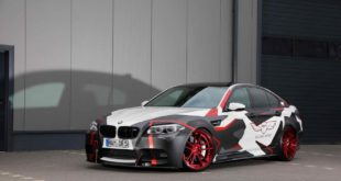 MD BMW M5 F10 Z Performance Tuning 6 1 310x165 Heftig   M&D BMW M5 F10 auf Z Performance Felgen