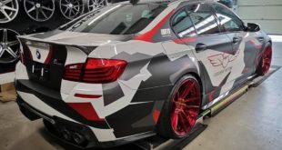 MD BMW M5 F10 Z Performance Tuning Header 310x165 Krasses Chamäleon Gewand am M&D Ford Mustang GT