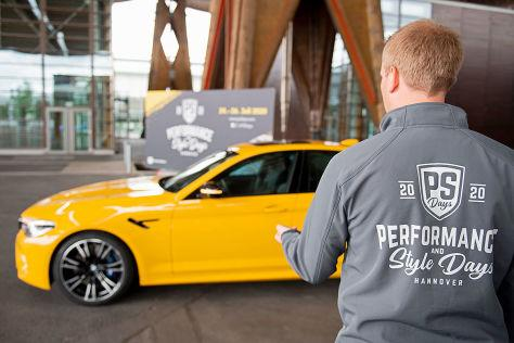 Performance Style Days Hannover Tuning 4 Neue Messe   Performance & Style Days Hannover 2020