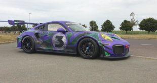 Porsche 911 GT2 RS Clubsport 917L Folierung 3 310x165 Etwas anders   der Safari Porsche 911 Carrera Typ 930
