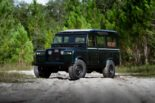 Project Harmony Land Rover Defender Series IIA Tuning V8 1 155x103 Project Harmony: ECD Series IIA Defender mit 430 PS V8